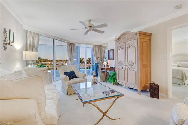 4751 Gulf Shore Blvd N #503, Naples, FL 34103 (MLS #220004057) :: The Naples Beach And Homes Team/MVP Realty