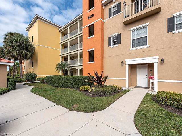 4510 Botanical Place Cir #304, Naples, FL 34112 (#220004287) :: The Dellatorè Real Estate Group
