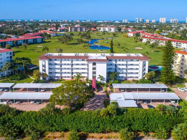29 High Point Cir E #303, Naples, FL 34103 (MLS #220004315) :: Kris Asquith's Diamond Coastal Group