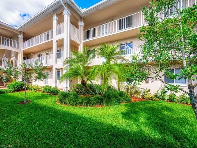 7105 Dennis Cir E-103, Naples, FL 34104 (MLS #220004433) :: Clausen Properties, Inc.