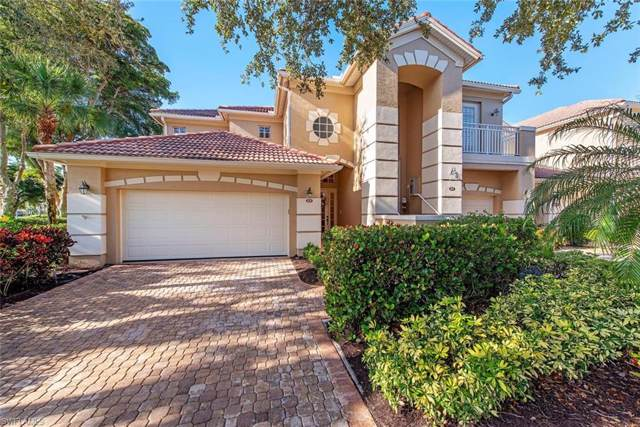 2405 Mont Claire Dr A-101, Naples, FL 34109 (MLS #220004801) :: Sand Dollar Group