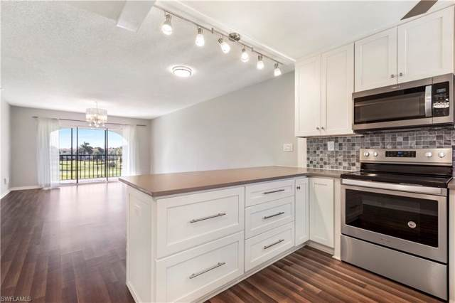13 High Point Cir N #302, Naples, FL 34103 (MLS #220004804) :: Kris Asquith's Diamond Coastal Group