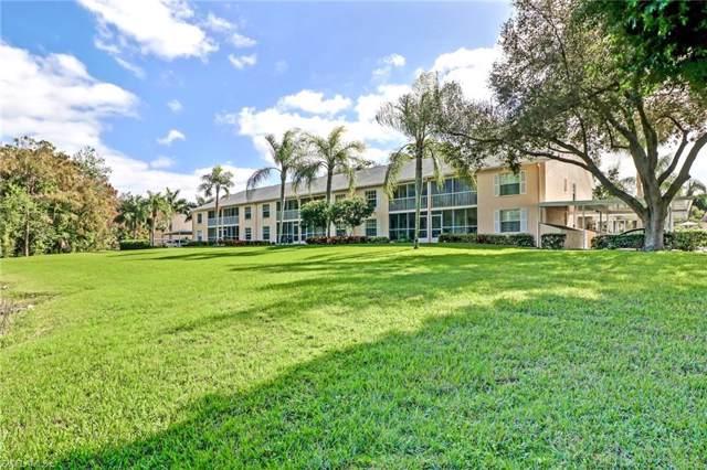 781 Wiggins Lake Dr 1-202, Naples, FL 34110 (MLS #220004849) :: #1 Real Estate Services