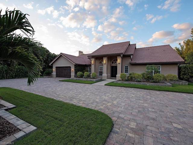 808 Bentwood Dr, Naples, FL 34108 (MLS #220005192) :: Sand Dollar Group