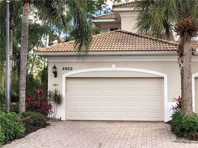 4952 Shaker Heights Ct #201, Naples, FL 34112 (#220005224) :: The Dellatorè Real Estate Group