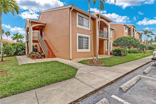 1235 Wildwood Lakes Blvd #101, Naples, FL 34104 (MLS #220005381) :: Kris Asquith's Diamond Coastal Group