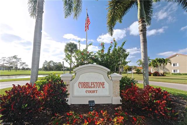 5857 Cobblestone Ln G203, Naples, FL 34112 (MLS #220005436) :: Clausen Properties, Inc.