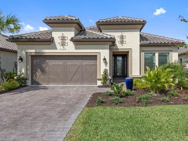 9368 Montelanico Loop Loop, Naples, FL 34119 (MLS #220005461) :: Kris Asquith's Diamond Coastal Group