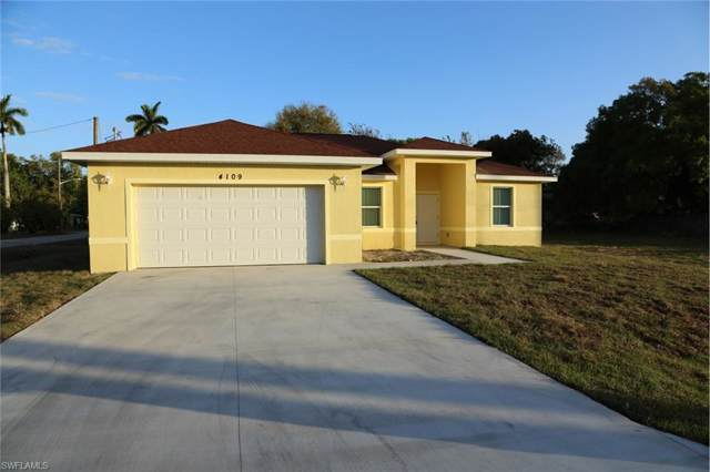 4109 Woodside Ave, Fort Myers, FL 33916 (MLS #220005497) :: The Keller Group