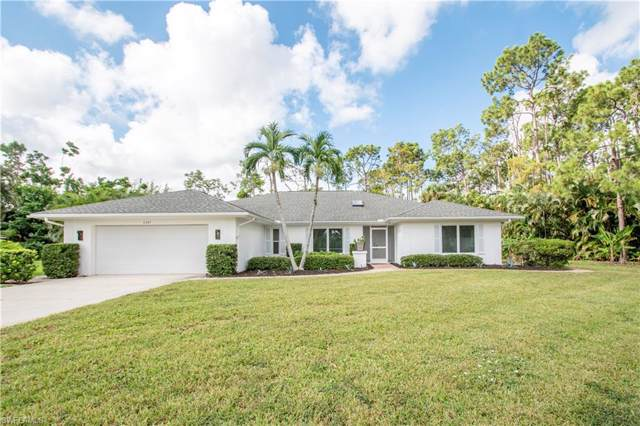 2207 Majestic Ct S, Naples, FL 34110 (#220005499) :: The Dellatorè Real Estate Group