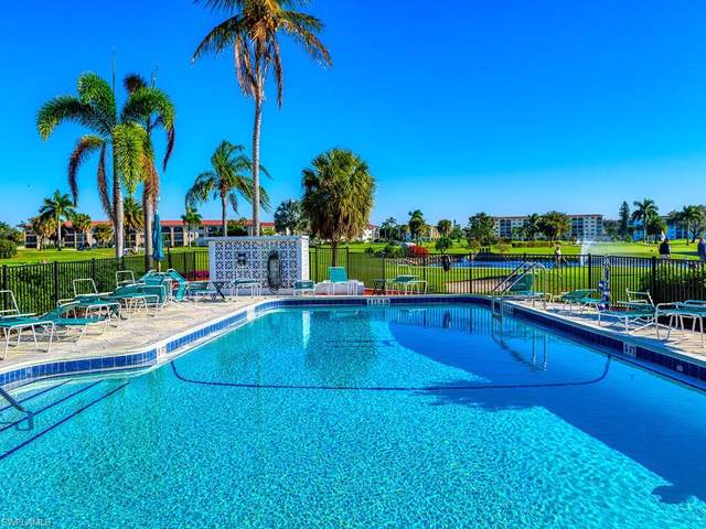 53 High Point Cir W #312, Naples, FL 34103 (MLS #220005571) :: Kris Asquith's Diamond Coastal Group
