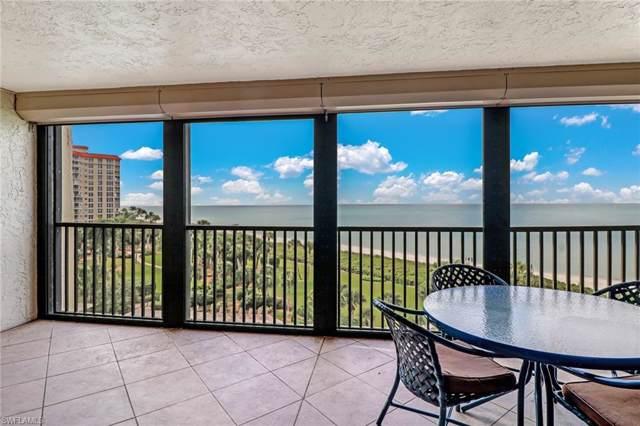 10951 Gulf Shore Dr #503, Naples, FL 34108 (#220005644) :: The Dellatorè Real Estate Group