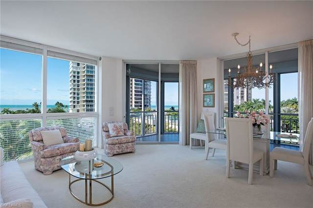 4255 Gulf Shore Blvd N #306, Naples, FL 34103 (MLS #220005738) :: RE/MAX Realty Group
