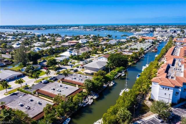 1575 Curlew Ave 2-1, Naples, FL 34102 (#220005879) :: Southwest Florida R.E. Group Inc
