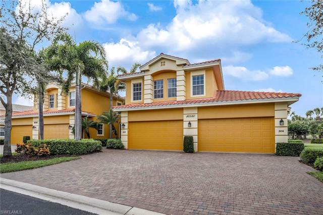 10540 Marino Pointe Dr #304, Miromar Lakes, FL 33913 (MLS #220005985) :: Palm Paradise Real Estate