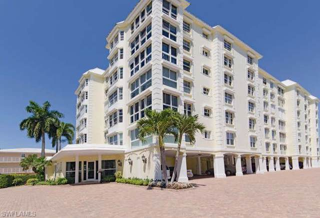 1900 Gulf Shore Blvd N #201, Naples, FL 34102 (MLS #220005988) :: Sand Dollar Group