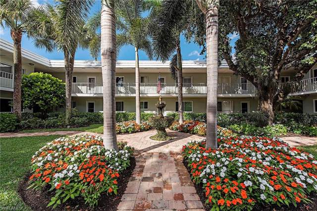 513 Broad Ave S #513, Naples, FL 34102 (MLS #220006138) :: Sand Dollar Group