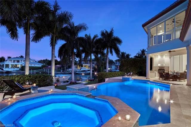 225 Springline Dr, Naples, FL 34102 (MLS #220006172) :: Clausen Properties, Inc.