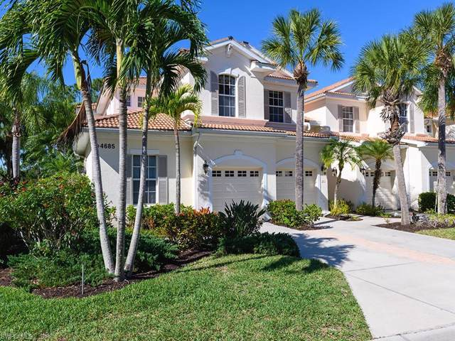 4685 Winged Foot Ct 2-201, Naples, FL 34112 (#220006454) :: The Dellatorè Real Estate Group