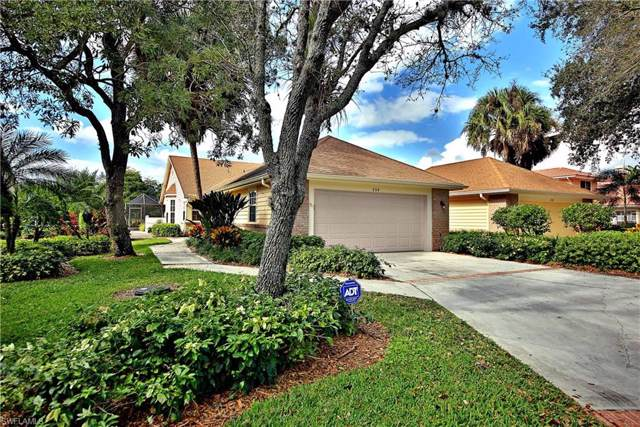 254 Edgemere Way E, Naples, FL 34105 (MLS #220006513) :: Kris Asquith's Diamond Coastal Group