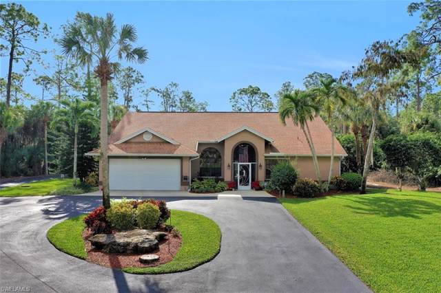 5980 Hidden Oaks Ln, Naples, FL 34119 (MLS #220006637) :: Palm Paradise Real Estate