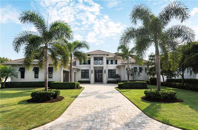 626 Binnacle Dr, Naples, FL 34103 (#220006721) :: Southwest Florida R.E. Group Inc