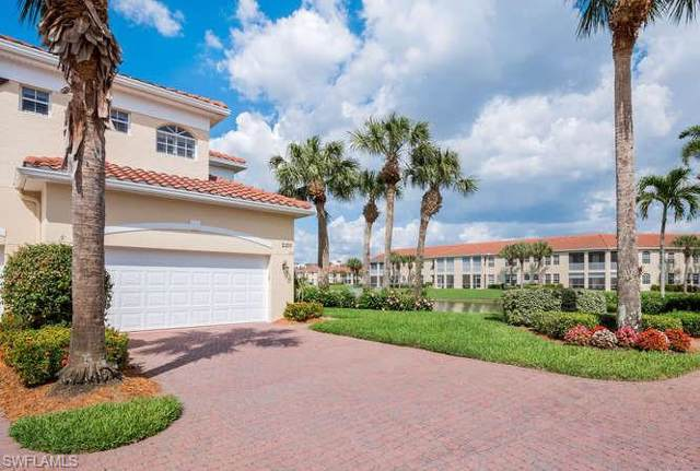 2100 Lambiance Cir #202, Naples, FL 34108 (MLS #220006753) :: Palm Paradise Real Estate
