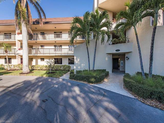 415 Augusta Blvd #308, Naples, FL 34113 (MLS #220006813) :: Dalton Wade Real Estate Group