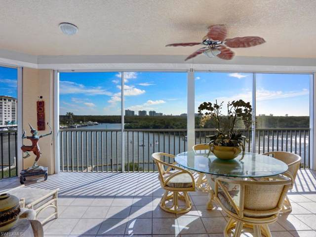425 Dockside Dr #501, Naples, FL 34110 (MLS #220006843) :: Kris Asquith's Diamond Coastal Group