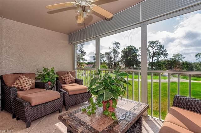 6860 Dennis Cir K-204, Naples, FL 34104 (MLS #220006857) :: #1 Real Estate Services