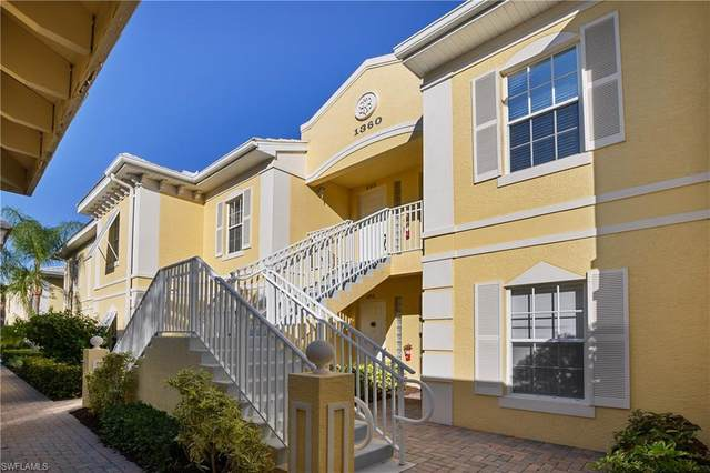 1360 Sweetwater Cv #202, Naples, FL 34110 (MLS #220006938) :: Kris Asquith's Diamond Coastal Group