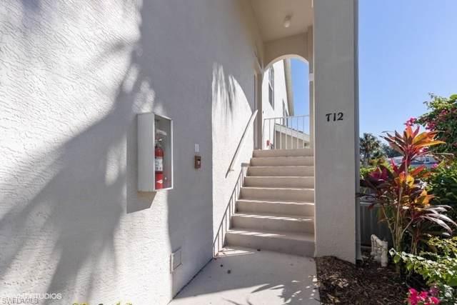13040 Castle Harbour Dr T12, Naples, FL 34110 (MLS #220006941) :: RE/MAX Realty Group