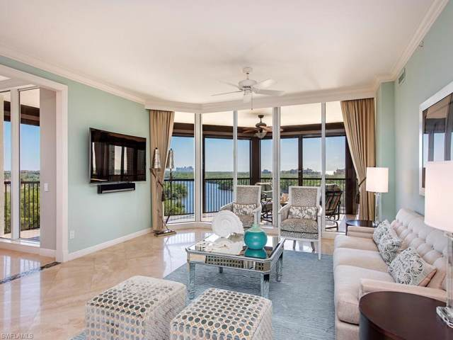 8960 Bay Colony Dr #501, Naples, FL 34108 (MLS #220006945) :: Palm Paradise Real Estate