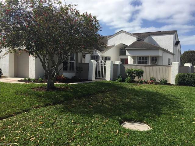 13233 Wedgefield Dr #24, Naples, FL 34110 (MLS #220007048) :: Palm Paradise Real Estate