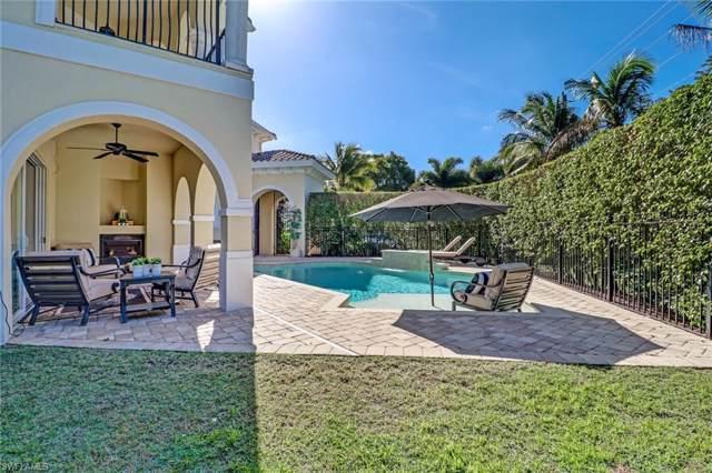 4811 W. Boulevard Ct #101, Naples, FL 34103 (MLS #220007088) :: Sand Dollar Group