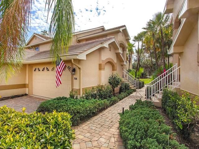 5633 Whisperwood Blvd #704, Naples, FL 34110 (MLS #220007250) :: Kris Asquith's Diamond Coastal Group