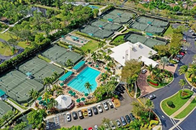 1360 Sweetwater Cv #102, Naples, FL 34110 (MLS #220007333) :: Kris Asquith's Diamond Coastal Group