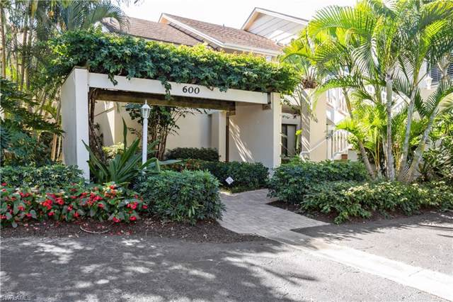603 Courtside Dr F-103, Naples, FL 34105 (MLS #220007418) :: Sand Dollar Group