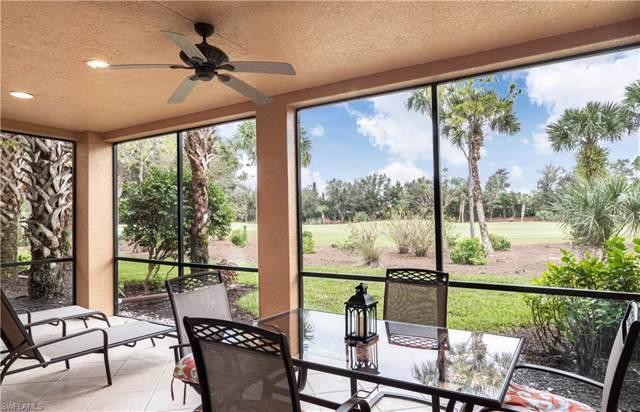 12120 Toscana Way #101, Bonita Springs, FL 34135 (MLS #220007463) :: Kris Asquith's Diamond Coastal Group