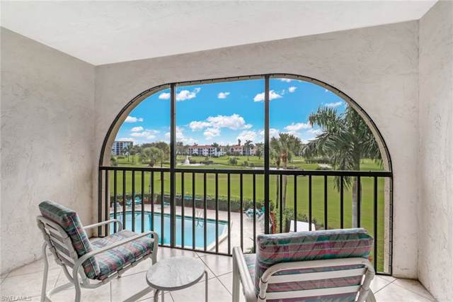 13 High Point Cir N #307, Naples, FL 34103 (MLS #220007495) :: Kris Asquith's Diamond Coastal Group