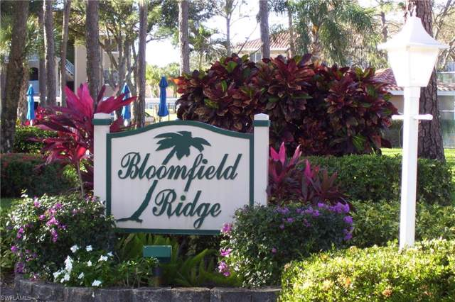 5985 Bloomfield Cir D203, Naples, FL 34112 (MLS #220007520) :: Palm Paradise Real Estate