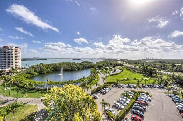 8701 Estero Blvd #806, Fort Myers Beach, FL 33931 (#220007569) :: The Dellatorè Real Estate Group
