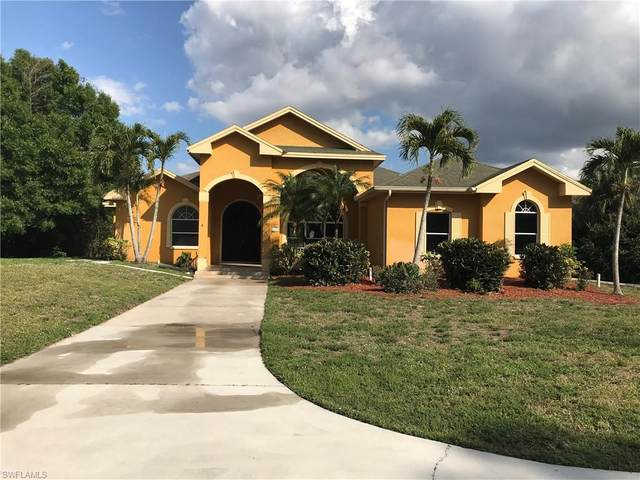 160 Logan Blvd S, Naples, FL 34119 (MLS #220007727) :: SandalPalms Group