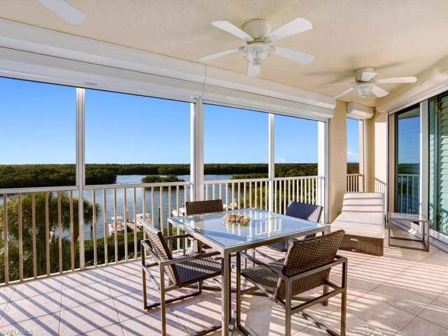 445 Dockside Dr #403, Naples, FL 34110 (MLS #220007728) :: Sand Dollar Group