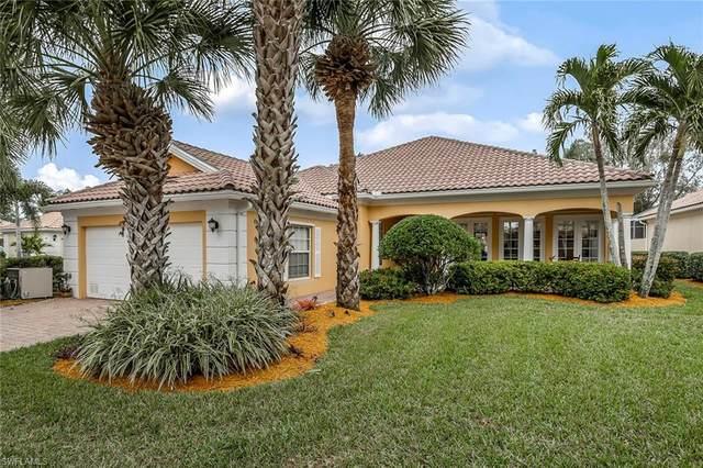 14850 Carducci Ct, Bonita Springs, FL 34135 (MLS #220007828) :: #1 Real Estate Services