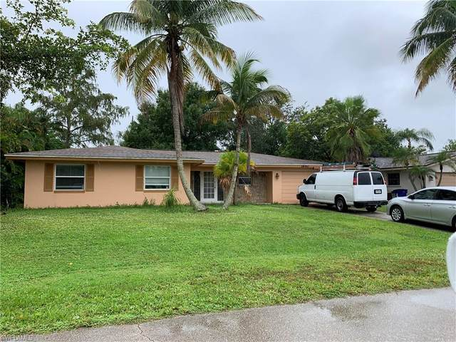 1640 S Hermitage Rd, Fort Myers, FL 33919 (#220007937) :: Jason Schiering, PA