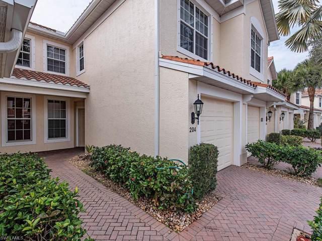 1445 Tiffany Ln #204, Naples, FL 34105 (MLS #220008048) :: #1 Real Estate Services