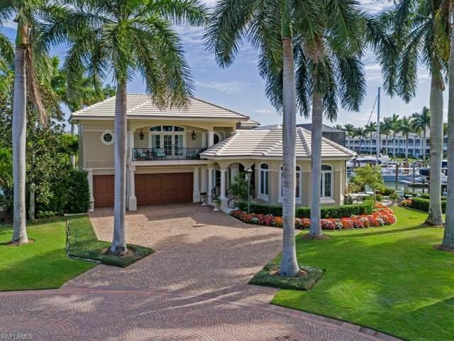1515 Gulfstar Dr S, Naples, FL 34112 (MLS #220008181) :: Kris Asquith's Diamond Coastal Group