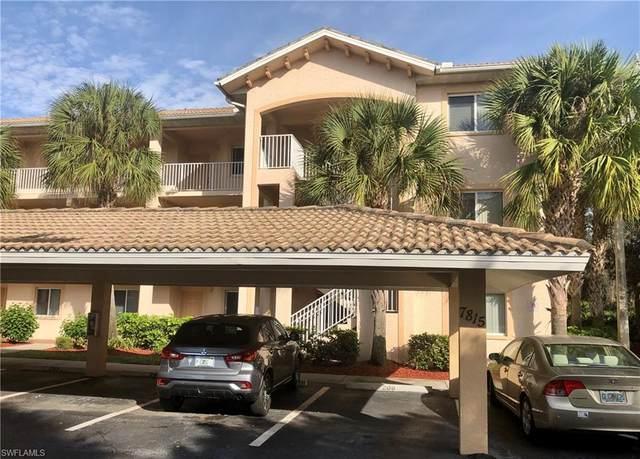 7815 Regal Heron Cir 7-306, Naples, FL 34104 (MLS #220008250) :: Kris Asquith's Diamond Coastal Group