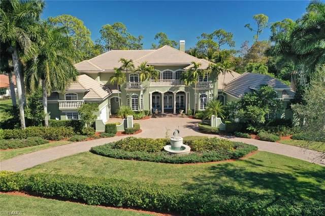 12824 Coco Plum Ln, Naples, FL 34119 (#220008511) :: Southwest Florida R.E. Group Inc